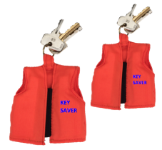 Key Saver Key Rings Floating x 2